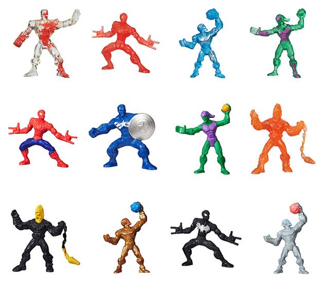 Купить Avengers B2981, Фигурка-мини Hasbro Марвел B2981, Marvel, Игровые фигурки