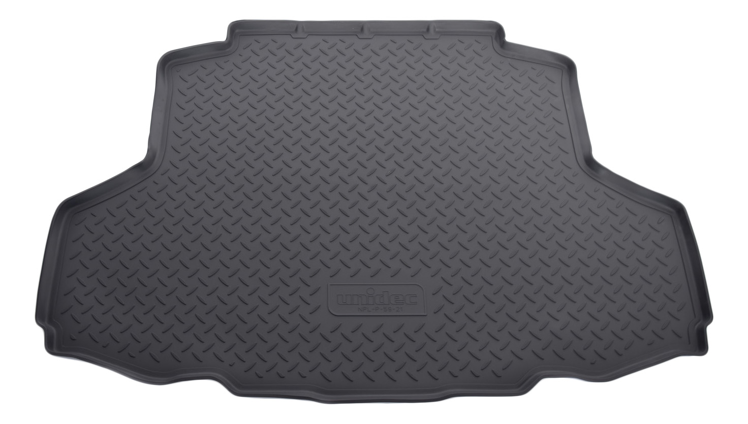 Коврик в багажник автомобиля для Mitsubishi Norplast