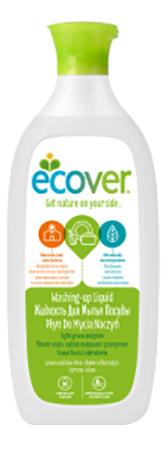 Купить Средство для мытья детской посуды ECOVER Лимон и алоэ-вера 500 мл,