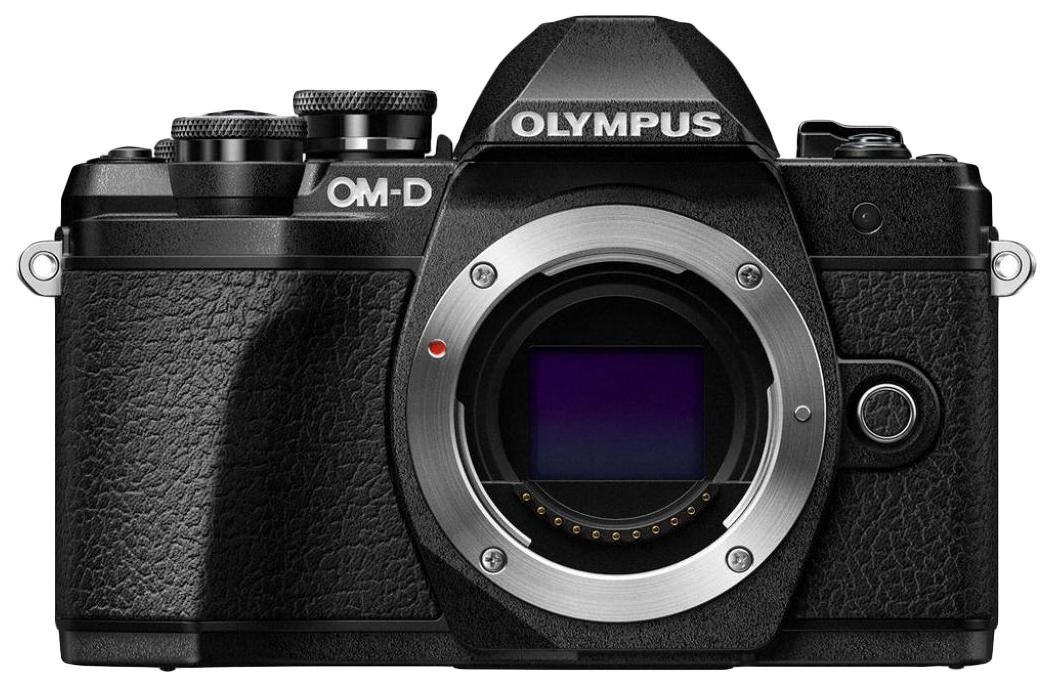 Фотоаппарат системный Olympus OM-D E-M10 Mark III Body Black.