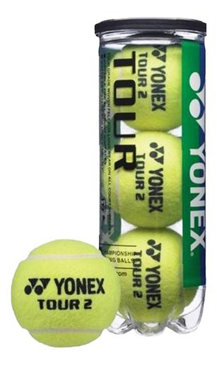 Теннисный мяч Yonex Tour 3 шт фото