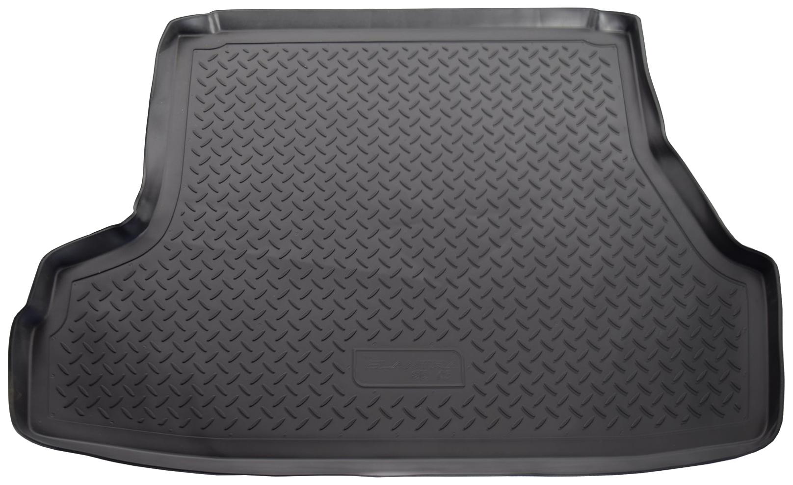 Коврик в багажник автомобиля для Hyundai Norplast