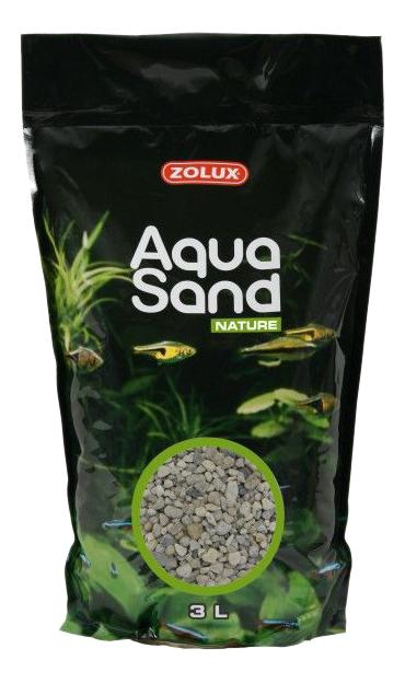 Кварцевый песок для аквариумов ZOLUX Aquasand Quartz