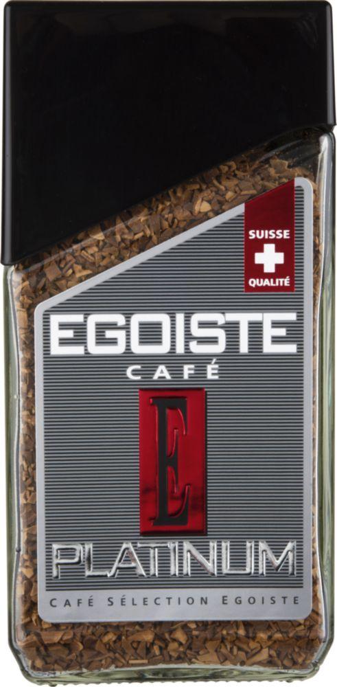 Кофе растворимый Egoiste platinum 100 г фото