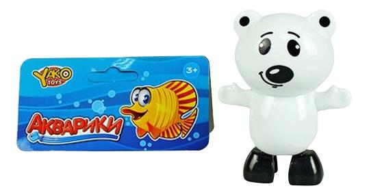 Купить Заводная игрушка для купания Медвежонок M7039, Заводная игрушка для купания Shantou Gepai Медвежонок M7039,