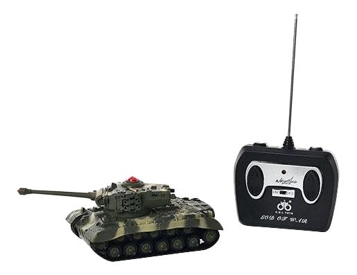 Радиоуправляемая военная техника Play Smart Танк. Цинковый сплав фото