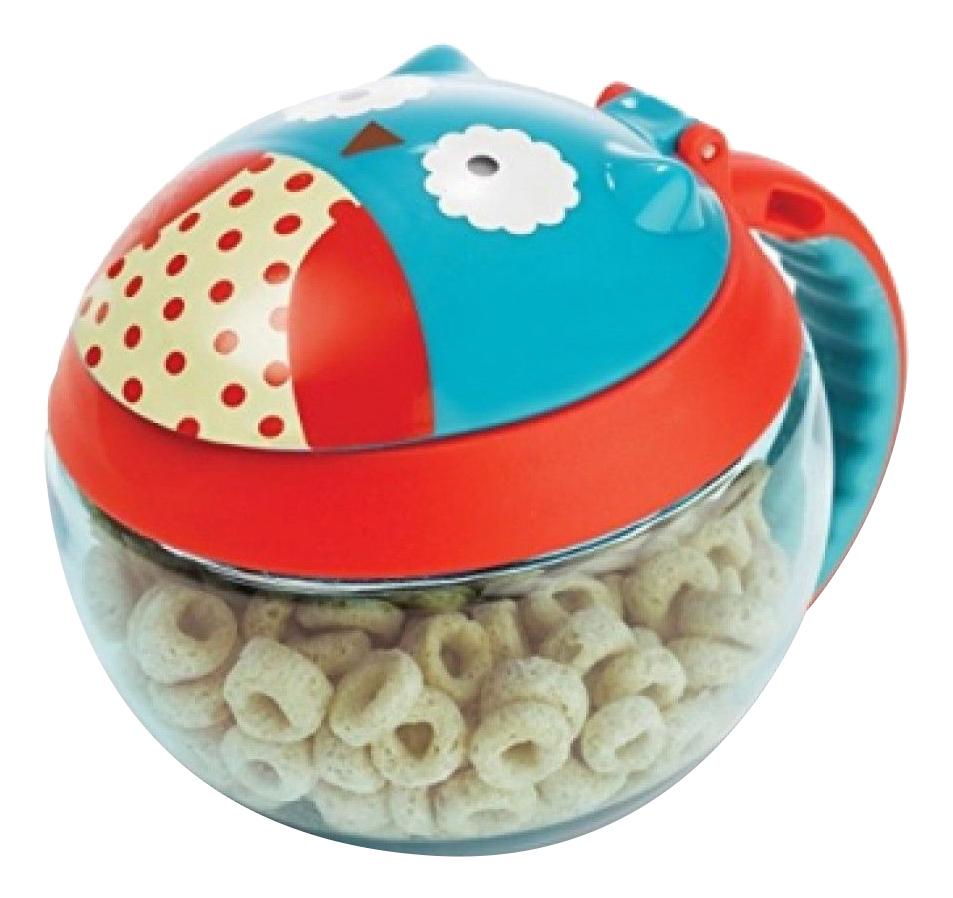 Купить Контейнер с крышкой для хранения продуктов SkipHop Сова, Skip Hop, Контейнеры и пакеты для хранения грудного молока