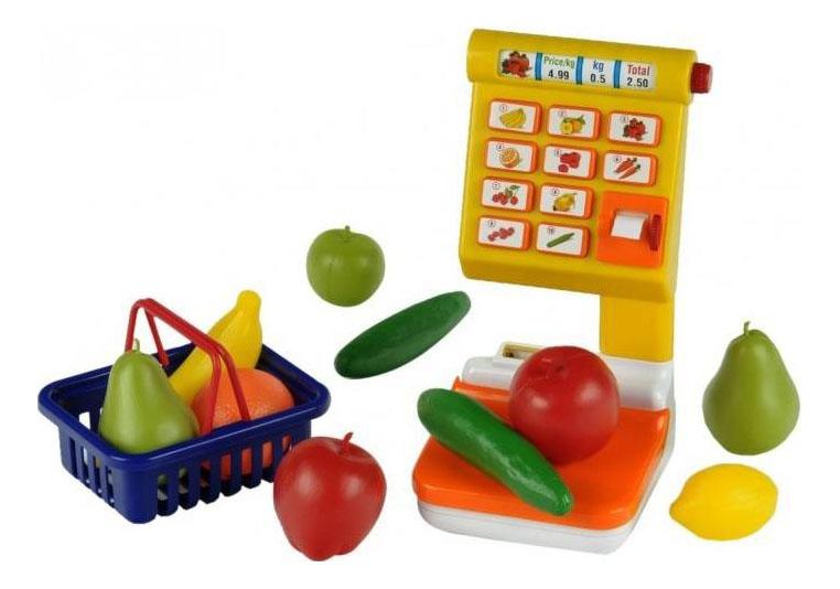 Супермаркет игрушечный KLEIN Весы электронные с аксессуарами