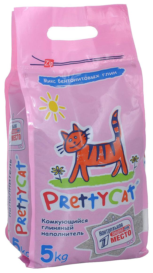 Комкующийся наполнитель для кошек PrettyCat Euro