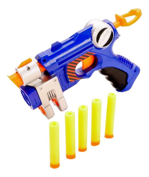 Купить С мягкими пулями, Бластер Играем Вместе с мягкими пулями B1355382-R2, Бластеры