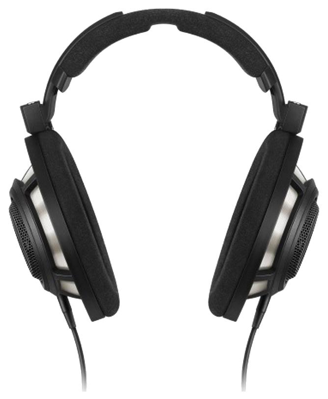 Наушники Sennheiser HD-800 S Black/Silver фото