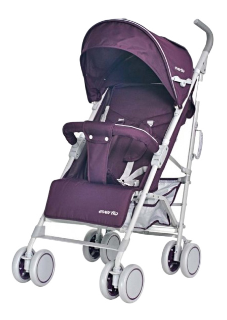 Коляска-трость Everflo ATV Е-1266 purple