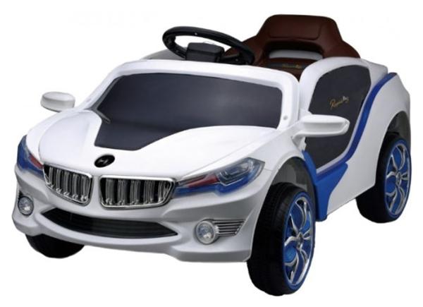 Электромобиль RVR BMW Белый
