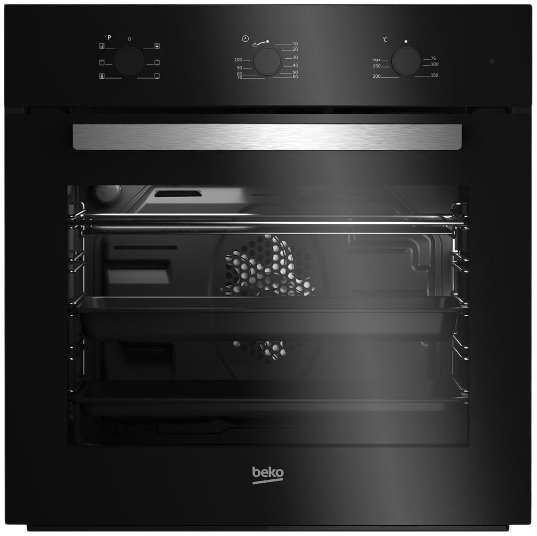 Встраиваемый электрический духовой шкаф Beko BIE21100B Black