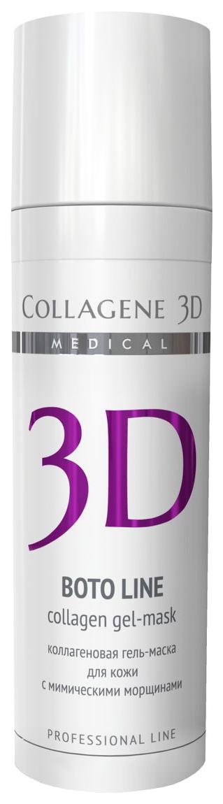 Купить Маска для лица Medical Collagene 3D Boto Line Collagen Gel-Mask 30 мл