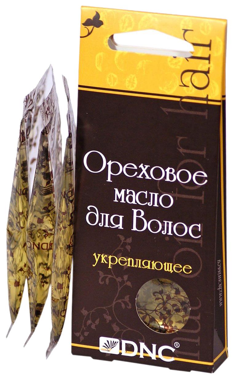 Масло для волос DNC Ореховое укрепляющее 3х15 мл