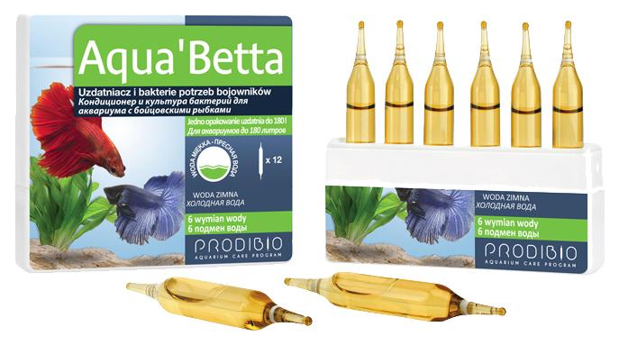 Кондиционер Prodibio Aqua Betta 12шт