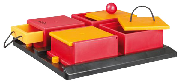 Развивающая игрушка для собак TRIXIE Poker Box,