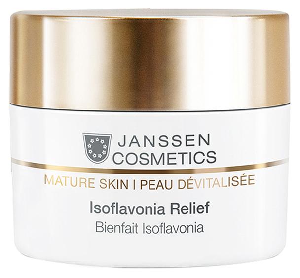 Купить Сыворотка для лица Janssen Mature Skin Isoflavonia Relief 50 шт