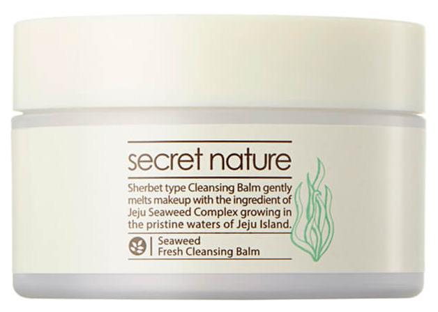 Средство для снятия макияжа Secret Nature Seaweed