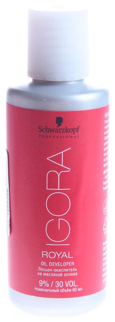 Проявитель Schwarzkopf Igora Royal Oil Developer