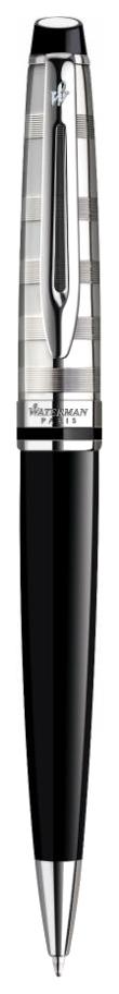Шариковая ручка Waterman Expert Deluxe Black CT M S0952360