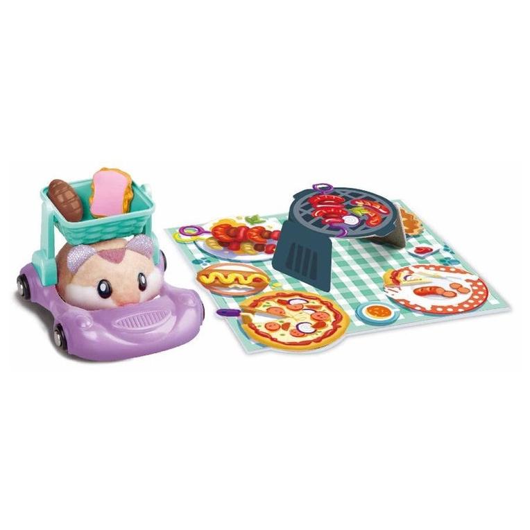 Купить Интерактивная игрушка 1 TOY Хома Дома Хомячим на природе Т12495, Интерактивные мягкие игрушки