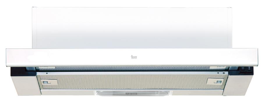 Вытяжка встраиваемая TEKA LS 60 Glass White