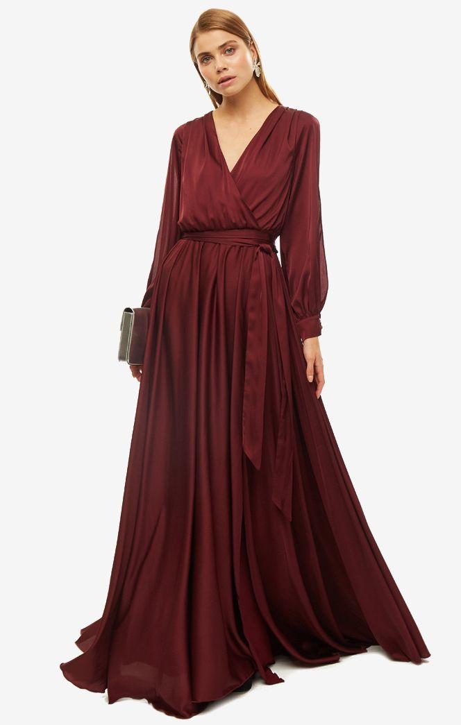 Платье женское ALISIA HIT красное