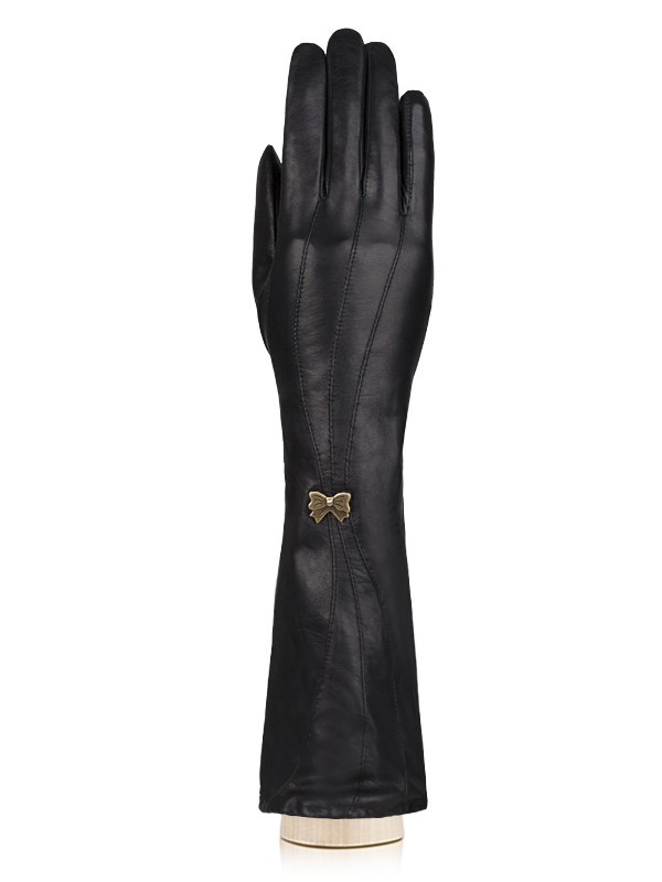Перчатки женские Labbra LB-0877 черные 7 фото
