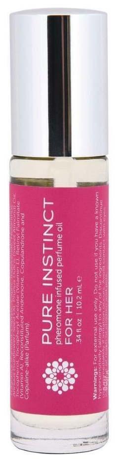 Парфюмерное масло Pure Instinct с феромонами женское 10,2 мл фото