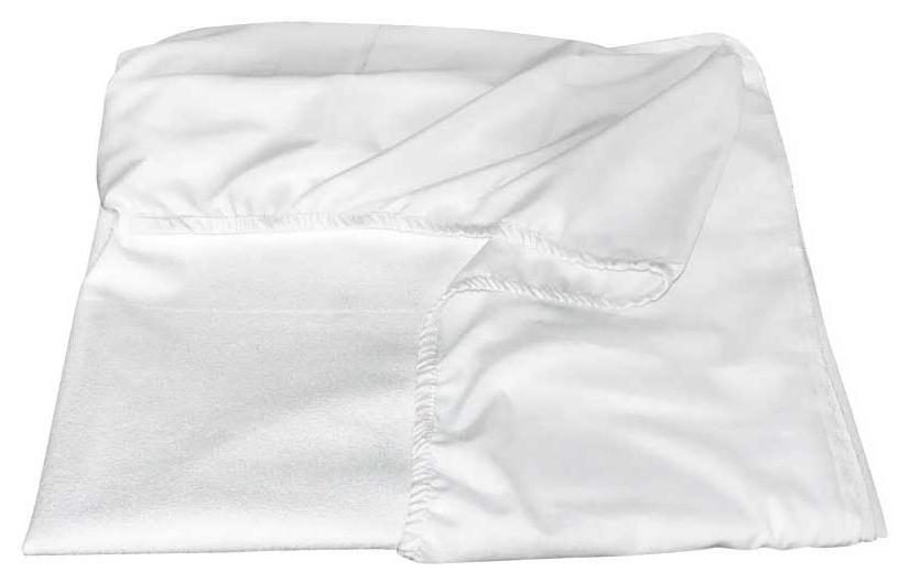 Наматрасник непромокаемый 160х200 DreamLine AquaStop+ чехол с юбкой бортом