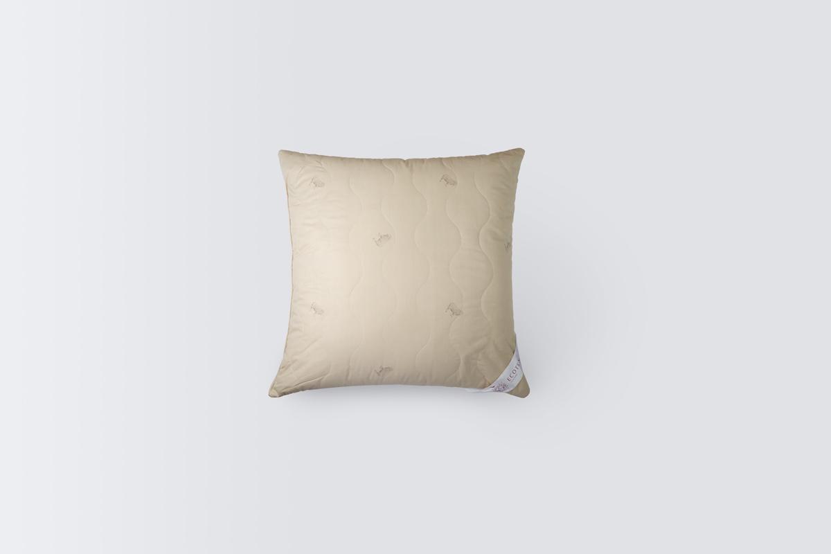 Подушка Ecotex Золотое руно 68x68 см