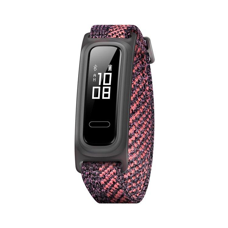 Смарт браслет Huawei Band 4e Black/Pink (AW70