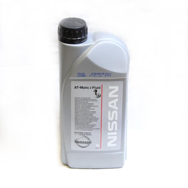 Трансмиссионное масло NISSAN KE90899932R