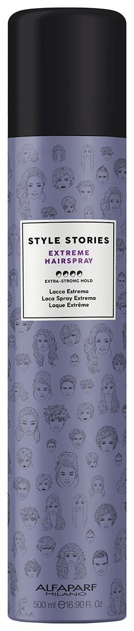 Лак для волос Alfaparf Milano Style Stories