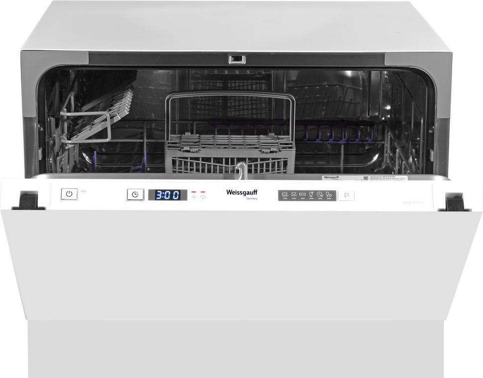 Встраиваемая посудомоечная машина Weissgauff BDW 4106 D фото