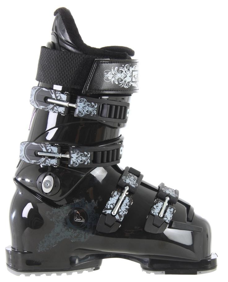 Горнолыжные ботинки Rossignol Roxy Pro 2015, black, 24.0 фото