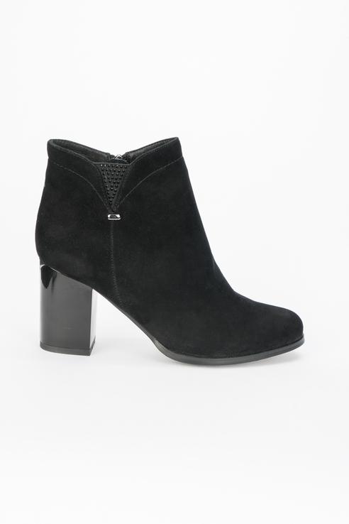 Ботинки женские Tervolina SANDA1 черные 38 RU фото