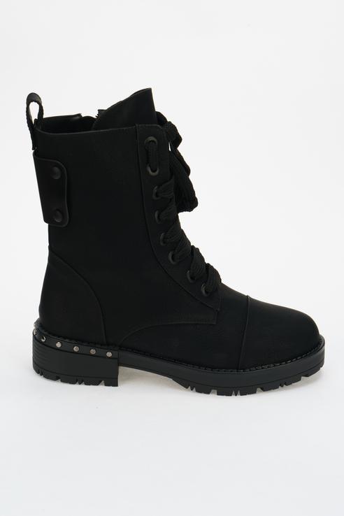 Ботинки женские Betsy 998051/06 черные 40 RU фото