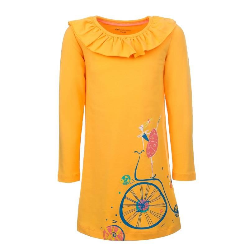 Купить Платье KOGANKIDS, цв. желтый, 92 р-р, Детские платья и сарафаны