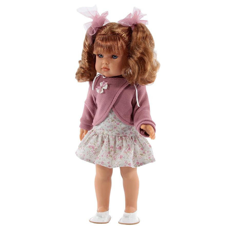 Кукла Antonio Juan Римма с кудряшками 45 см