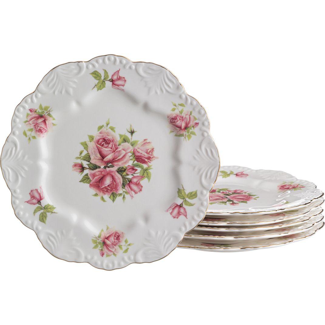 Набор тарелок обеденная Lefard Жаклин