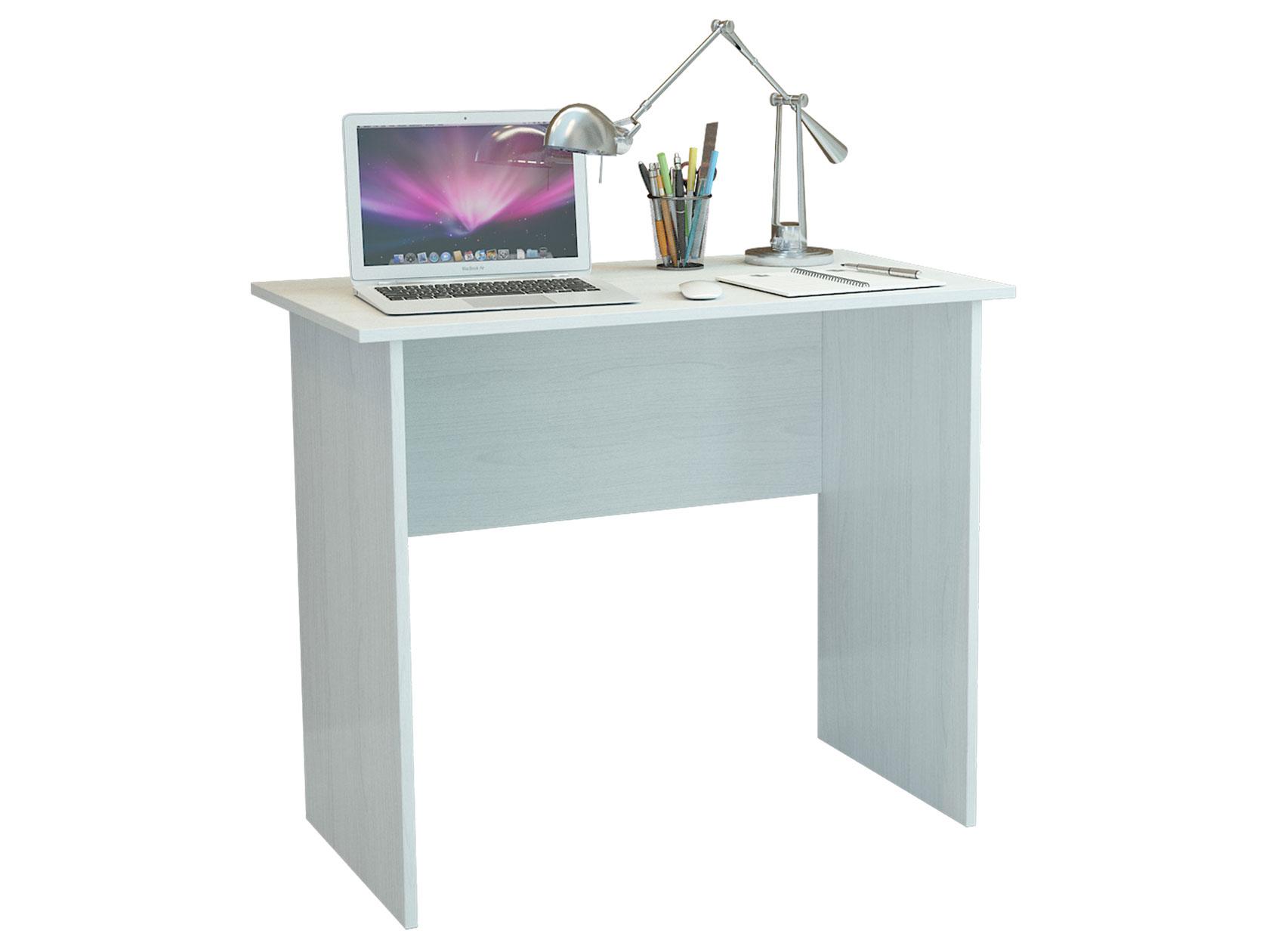 Компьютерный стол МФ Мастер Милан-85 80x50x75, белый