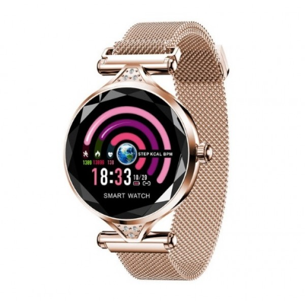 Смарт-часы Smart Watch H1 Gold