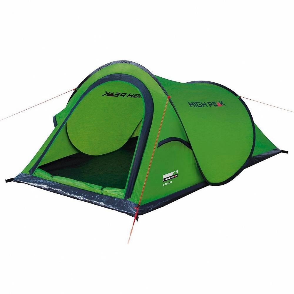 Палатка High Peak Campo 10106 green