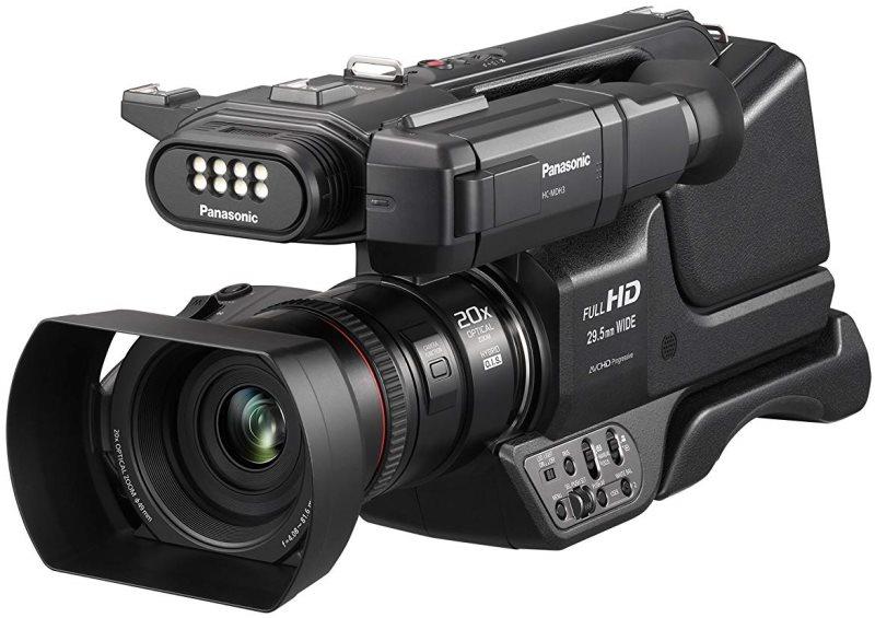 Видеокамера Panasonic HC MDH3E