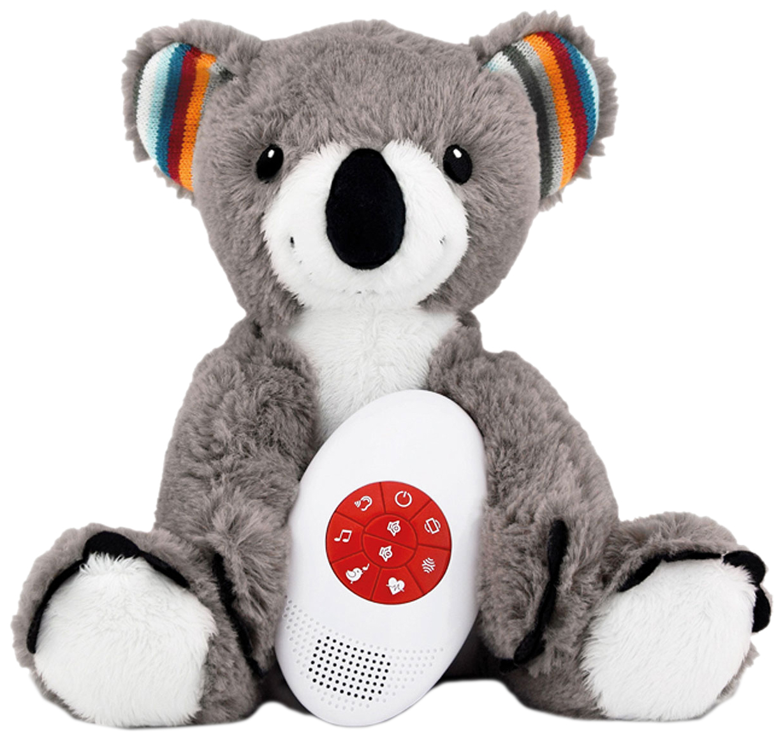 Купить Мягкая игрушка-комфортер ZAZU Коко COCO музыкальная,