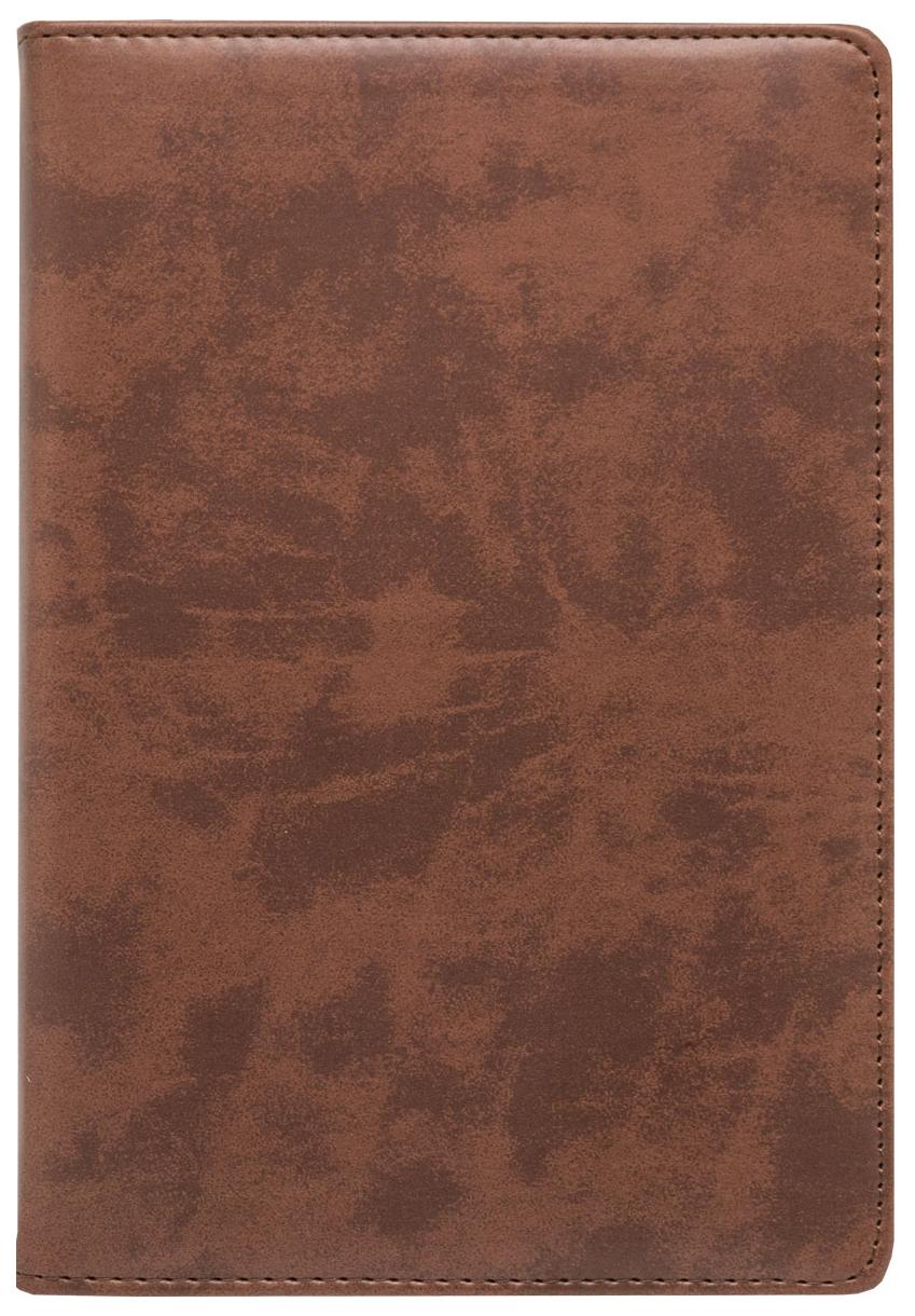 Ежедневник датированный на 2020 год Lord, А5, 176 листов, линия, бордовый, золотой срез