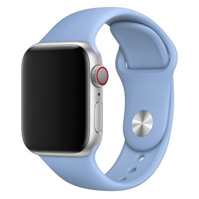 Ремешок GoodChoice Sport Premium для Apple Watch 42-44mm Cornflower  - купить со скидкой